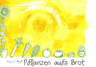 """PDF Broschüre """"Pflanzen aufs Brot"""""""